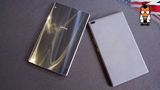 Lenovo Tab 4 8 & Tab 4 8 Plus Hands On
