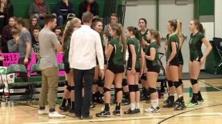 Saskatoon High School Volleyball Finals - Girls