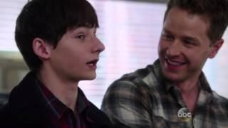 OUAT - 5x05 'Who's NOT your girlfriend?!' [Snow, David, Henry, Killian & Regina]