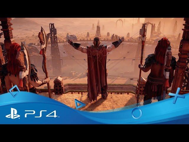 Horizon Zero Dawn   Cinematic Trailer   PS4