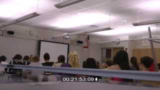 Playing a Prank - Science Teacher's First Day Back