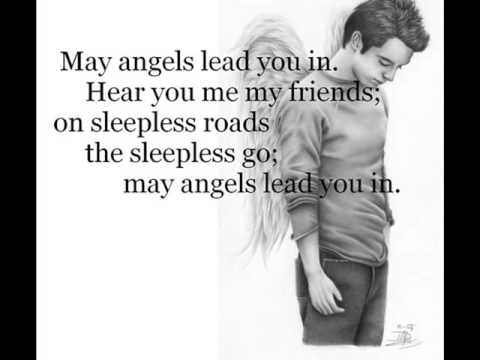 Hear You MeMay Angels Lead You In - Jimmy Eat World (lyric video).