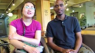 Blasian family Love Story from London (Korean Wife/ Jamaican Husband)