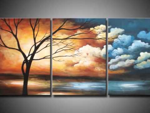Yağlıboya tablolar liveanddecor