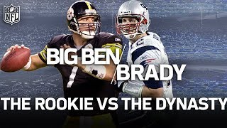 Steelers vs. Patriots: Rookie Ben Roethlisbeger vs. the 21-Game Win Streak | NFL Highlights