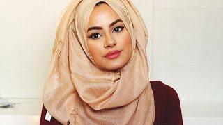THREE EASY HIJAB STYLES! | Hijab Hills