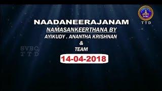Nadaneerajanam   14-04-18   SVBC TTD