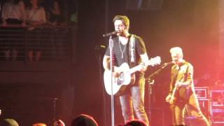 Thomas Rhett Sings Sorry For Partying