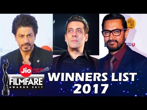 Xxx Mp4 Jio Filmfare Awards 2017 FULL WINNERS LIST Best Actor Best Actress 3gp Sex