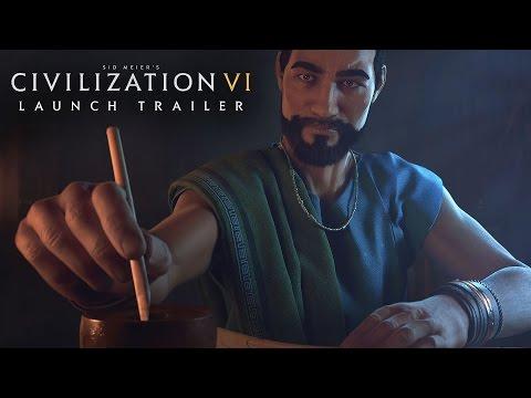 CIVILIZATION VI Launch Trailer