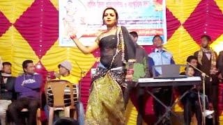 images বগুড়ার মেয়ের নাছ দেখে মাথা পুরাই নষ্ট Dakhna O Roshia BD Concert Dance 2016