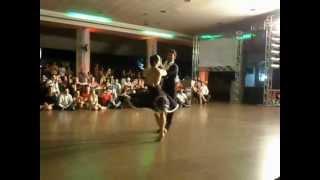 CONAD 2012 - Karina Carvalho e Rodrigo Oliveira (salsa)