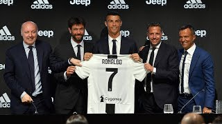 New Juventus signing CR7: Players my age go to Qatar or China