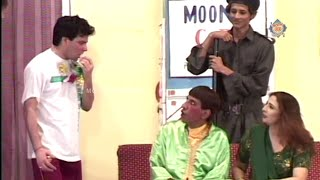 Pappu Pass Ho Gaya New Pakistani Stage Drama Full Comedy Show