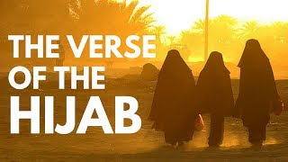 The Verse of The Hijab | Mufti Menk