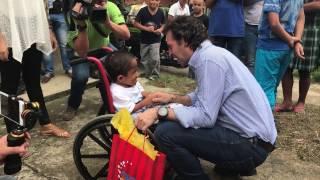 """Samuel, un """"niño cristal"""", que brilla como un diamante - Alcaldía de Medellín"""