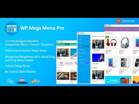 Xxx Mp4 The Best Responsive WordPress Mega Menu Plugin WP Mega Menu Pro 3gp Sex
