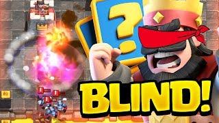 Clash Royale Challenge - The BLIND DECK!