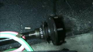 FORD 9 INCH AXLE SHAFT REMOVAL , SEAL , BEARING , AND RACE REMOVAL!!!