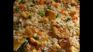 Very testy Egg fried Rice recipe ever. ব্যাচেলর ফ্রাইড রাইচ রেসিপি