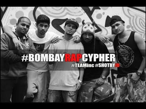 Bombay (Mumbai) Rap Cypher 2014 - Kav-e/Enkore/D'evil/Poetik/Divine