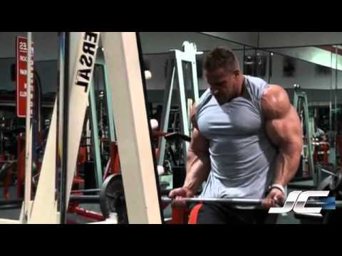 Jay Cutler Arms Biceps