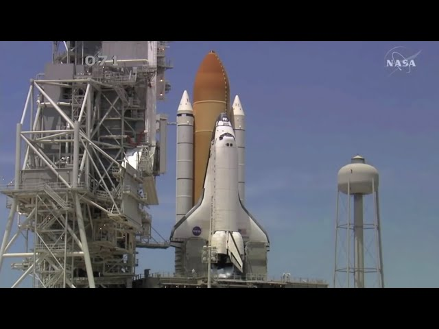 Shuttle Atlantis STS-132 - Amazing Shuttle Launch Experience