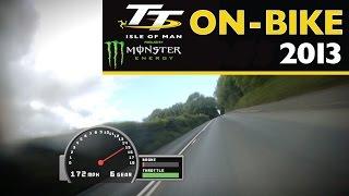 AMAZING Isle of Man TT races | On-Bike RACE Lap! Cameron Donald