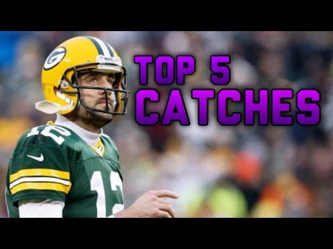 Top 5 Catches NFL 2016 17 Week 16