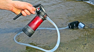 Most Advanced Portable Water Purifier
