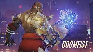 OVERWATCH DOOMFIST Now Available Gameplay Trailer