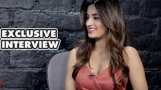 Exclusive Nidhhi Agerwal Interview for Munna Michael by Vickey Lalwani | SpotboyE