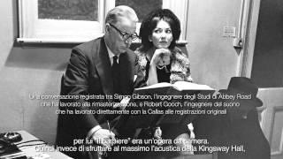 Callas Remastered - Abbey Road (sottotitoli in italiano)