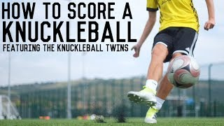 How To Score A Knuckleball | The Ultimate Knuckleball Guide Featuring The Knuckleball Twins
