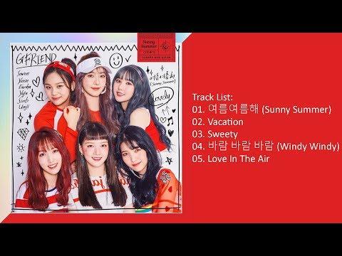 [Full Album] GFRIEND – Sunny Summer (Mini Album)