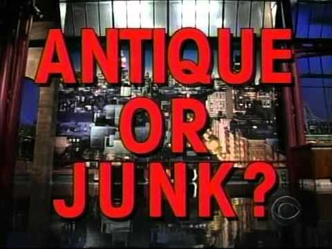 Late Show - Jan. 2005 -Amy Sedaris