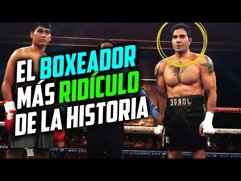 El boxeador más ridículo de la historia