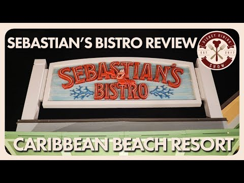 Xxx Mp4 Sebastian S Bistro At Caribbean Beach Resort Review Disney Dining Show 10 12 18 3gp Sex