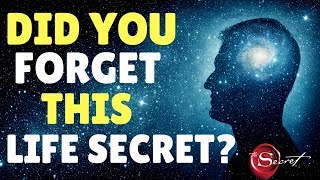3 Forgotten Universal Law of Attraction Truths To Attract Success & Happiness | The Secret