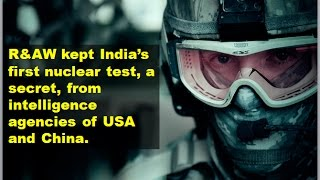 5 Most Amazing RAW(Indian Spy Agency) Operations which shook the world!!!