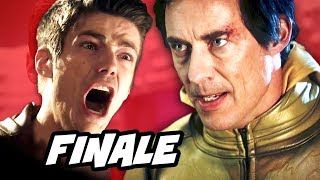 The Flash Episode 23 Finale - TOP 10 WTF and Easter Eggs