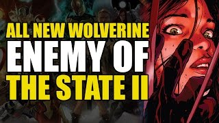 Stronger Than Adamantium (All New Wolverine Vol 3: Enemy Of The State II)