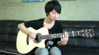 (Maroon 5) Payphone - Sungha Jung