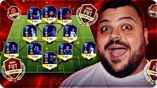 FULL TEAM TOTS BPL !!! MOSTRUOSI [FIFA 17]