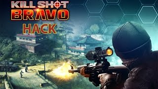 Kill Shot Bravo Hack for iOS & Android - FREE MONEY, GOLD & MEDALS [2016 | No Root]