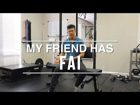 My friend has FAI (hip impingement)! Good news or bad news?