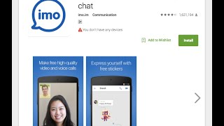 Imo Free Video Calls and Chat - App review video