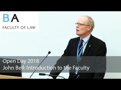 Xxx Mp4 Welcome To The Faculty Of Law Professor John Bell 2018 3gp Sex