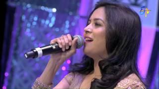 Jum Jum Maya Song - Sunitha, Karthik Performance in ETV Swarabhishekam - 13th Dec 2015