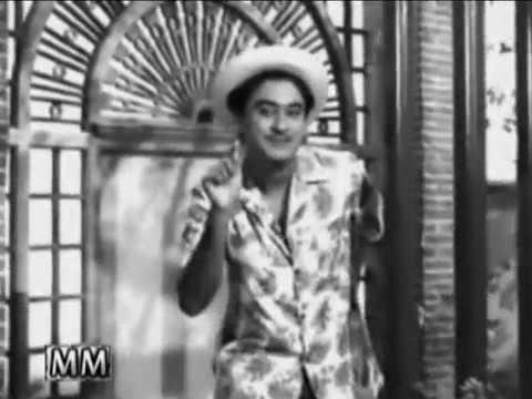 SHARARAT 1959   khol de khol de khidki chaahat ke naam pe [Kishore]